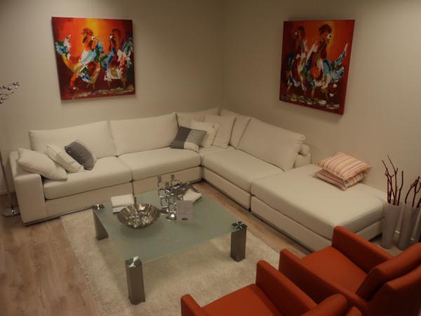 Hoekbank met losse elementen u hogendoorn meubelen meppel